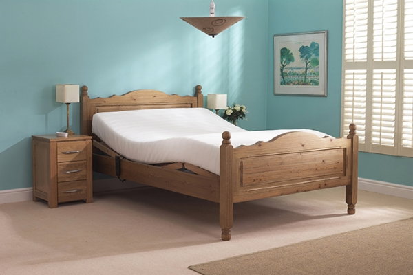 Barden Double Adjustable Bed HFE