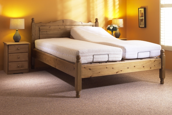 Barden Dual Adjustable With High Footboard