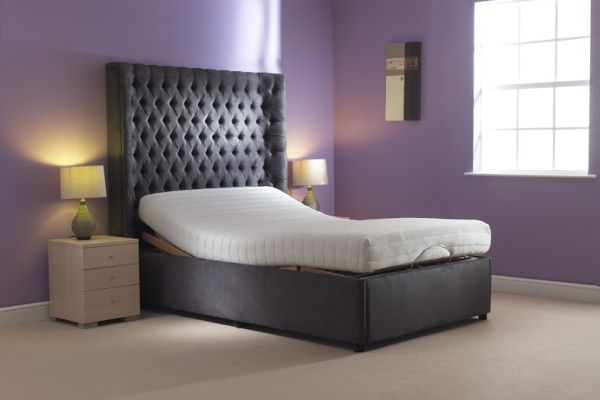 Canterbury Double Adjustable Bed