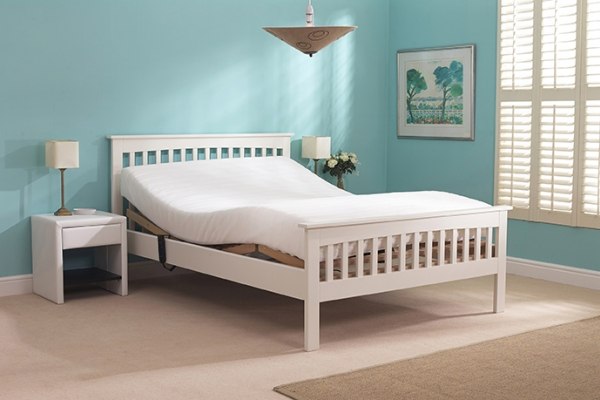 Roslin Double Adjustable Bed