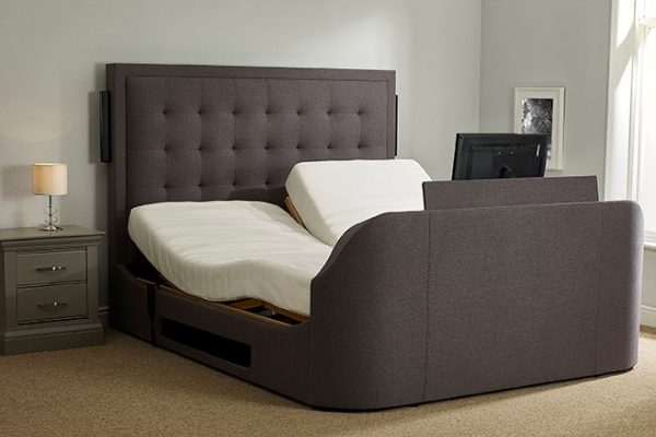 Huntington Dual TV Bed