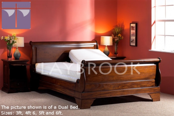 Abbeyglen Dual Bed