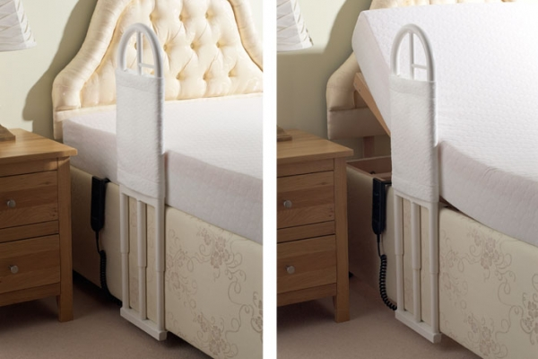 adjustable bed grab rail ultra