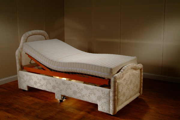 Mitford Double Bed With High Low Action Laybrook Com