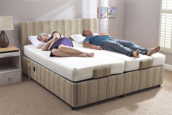 anti snore adjustable bed. Black Bedroom Furniture Sets. Home Design Ideas