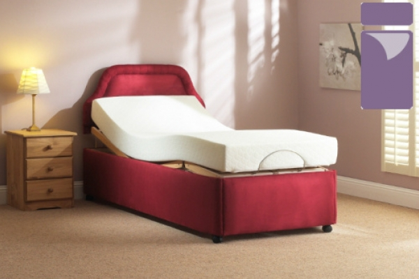 Brompton Single Adjustable Bed