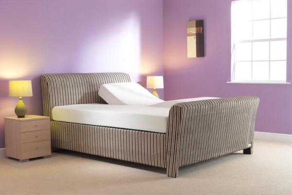 Carrick Double Adjustable Bed