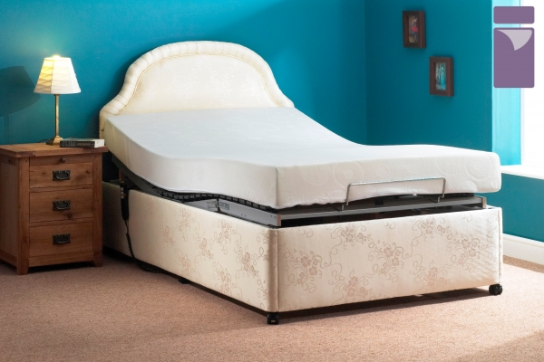 Chester HD Single Adjustable Bed