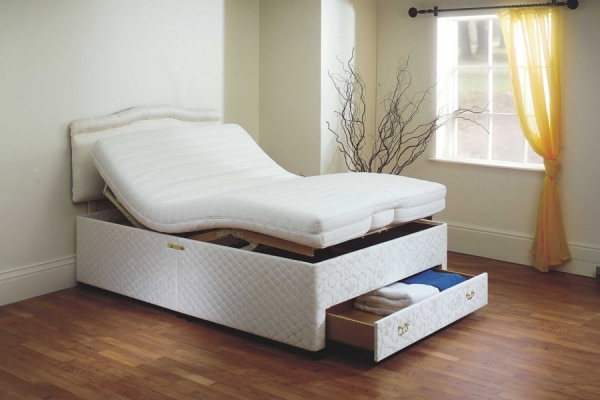 Dorchester Double Adjustable Bed Laybrook Com
