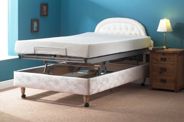 Ludlow Double Carers Lifting Bed