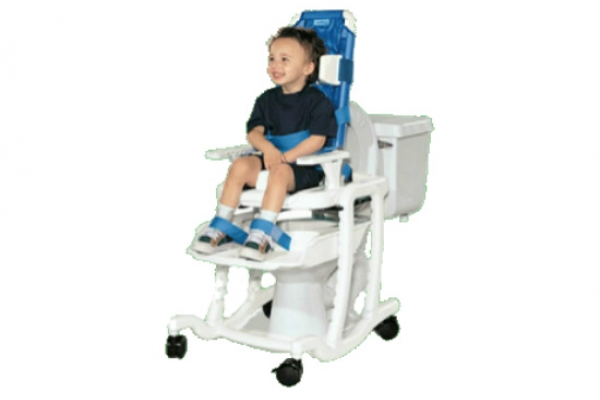 Eden Child Shower Commode