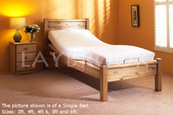 Hesticombe Single Bed
