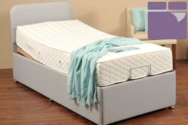 Sandringham Double Adjustable Bed