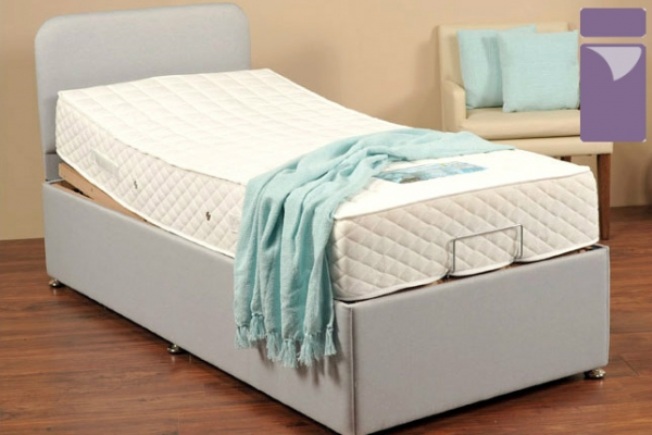 Sandringham Single Adjustable Bed