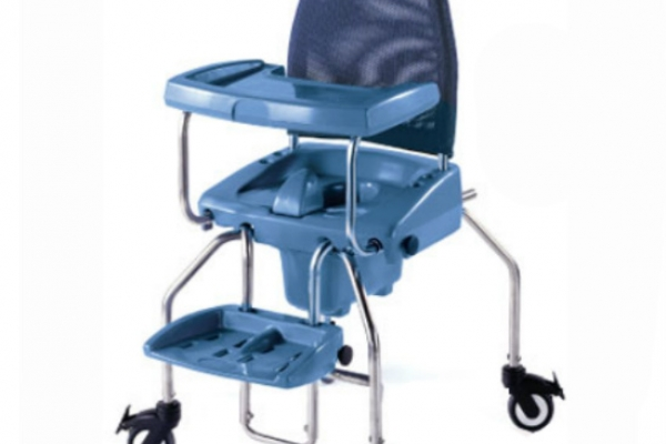 Seine Child Shower & Commode Chair