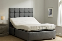 Baymont Dbl BackUp adjustable bed
