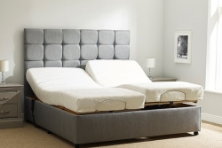 Baymont single adjusted adjustable bed