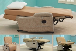 Lincoln Hi-Low Bed Chair and Leg lifter