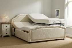 Mitford Bed With High Low Action