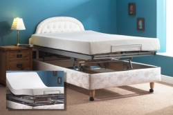 Ludlow Carers Hi Low Bed
