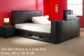 York Adjustable TV Bed