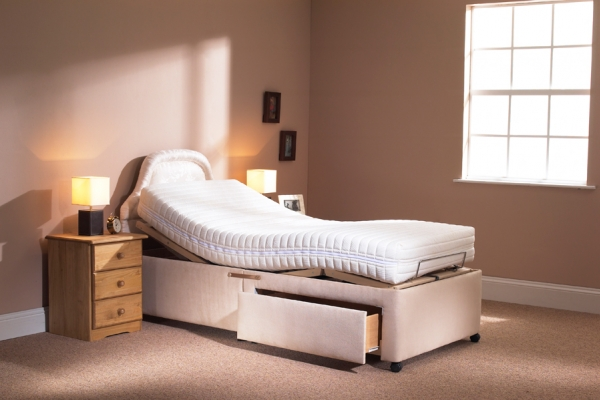 Winchester Double Adjustable Bed