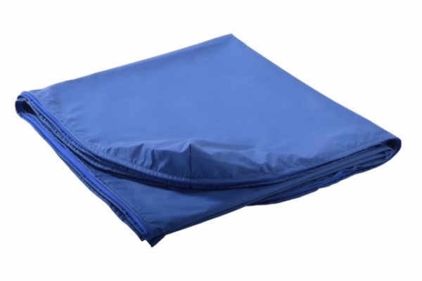 Zipped waterproof permanent cover